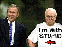 Bush and Dick
