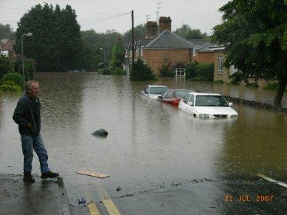 Lower Leys Floods