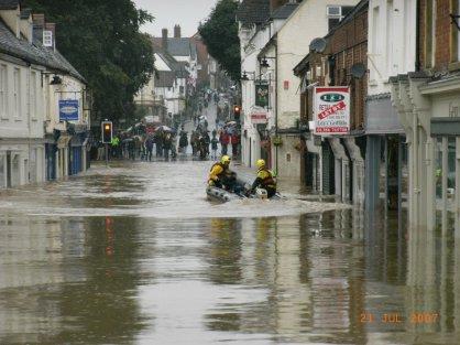 Port Street Floods