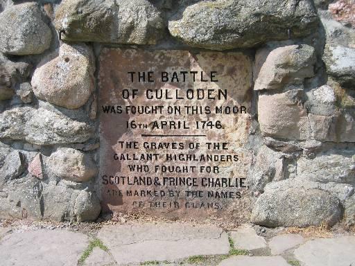 Crua Chan - La Batalla de Culloden - Taringa!